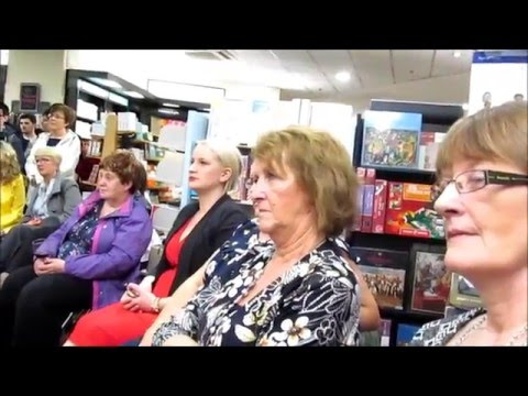 Distress Signals: WaterStones book launch