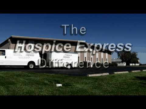 The Hospice Express Difference
