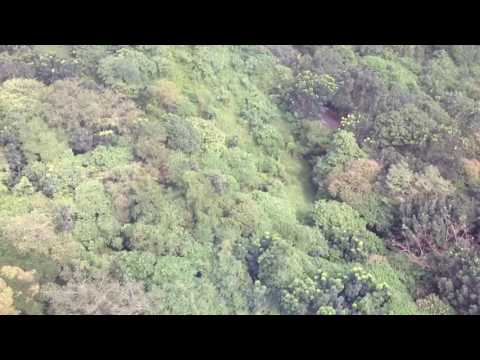 R44 Hovering somewhere in Antipolo with Boss Archie and Boss Tony Buendia