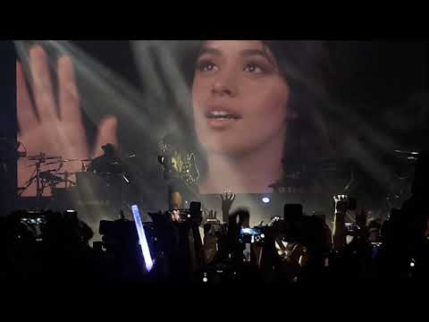 Never Be the Same - Camila Cabello NBTS Tour Porto Alegre Live