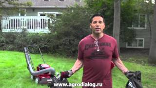 видео Садовая техника Craftsman