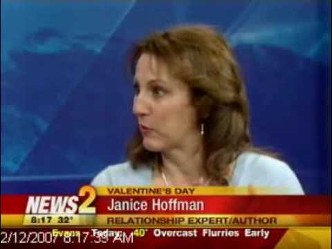 Interview with Janice Hoffman on Valentine's day