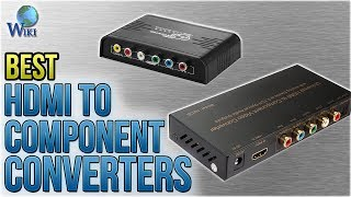 6 Best HDMI To Component Converters 2018