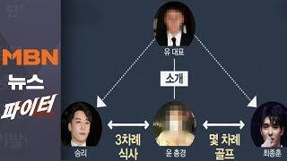 MBN 뉴스파이터-'승리게이트' 경찰 유착 어디까지?