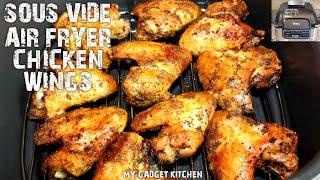EASY Crispy Air Fryer Chicken …