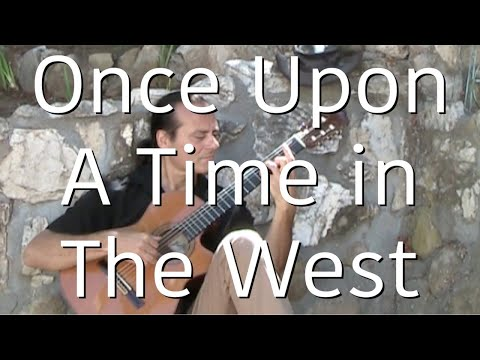 Once Upon A Time in the West Best  Michael Marc - Acoustic Solo Guitar