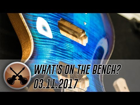 What's on the Bench? - 03/11/17