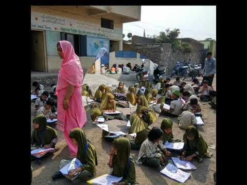 Paramveer Shahid Abdul Hamid municipal digital Urdu school no.5 shrirampur