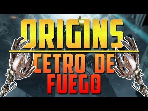 Black Ops 2: Origins [Tutorial] | ¡Como construir y mejorar el Cetro ...