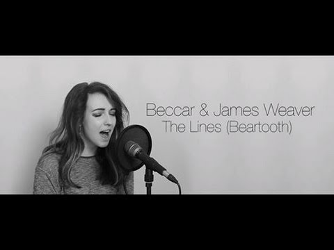 Beartooth - The Lines | Cover by Beccar + James Weaver