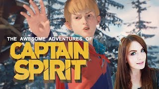 Captain Spirit and then Fortnite with viewers