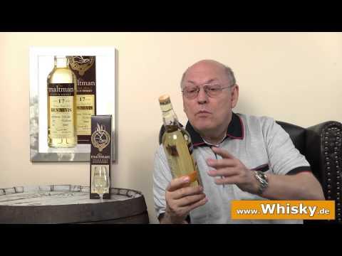 Whisky Verkostung: Ben Nevis 17 Jahre 1996 The Maltman