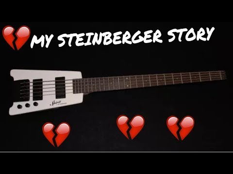 My experience with Steinberger and Local Music Store