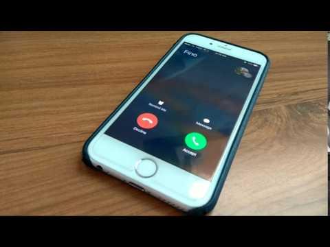 Make iPhone Read Caller ID