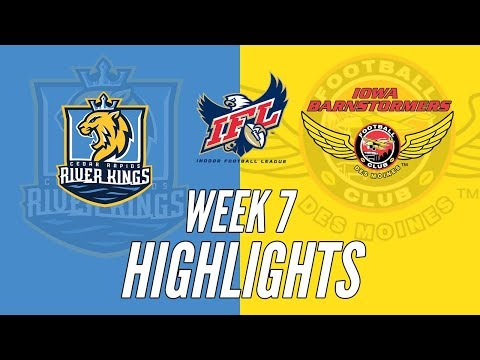 Week 7 Highlights: Cedar Rapids at Iowa