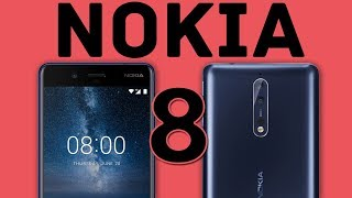 Nokia 8 теперь точно ПОРВЕТ рынок! Дата выпуска, цена и дизайн!