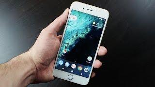 Installer Android sur un iPhone 7 !