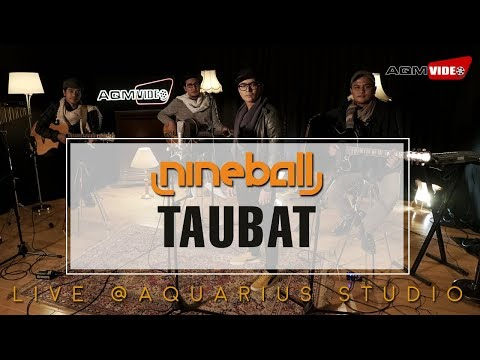 Nineball - Taubat | Live @Aquarius Studio
