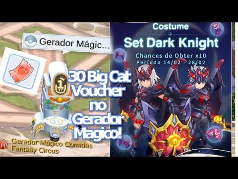 Ragnarok M Eternal Love: Summonei no gerador mágico!!! Gacha passado Dark Knight!!! Valeu a pena!? - Omega Play
