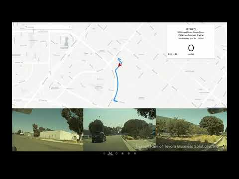 This Tesla Mod Turns a Model S Into a Mobile 'Surveillance Station'