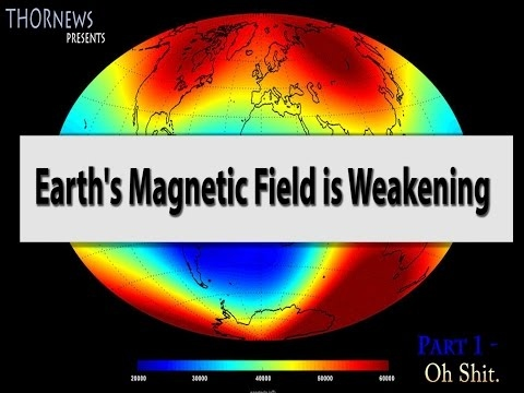 Earth's Magnetic Field is Weakening - A THOR & SAGE Saturday Night Hangout