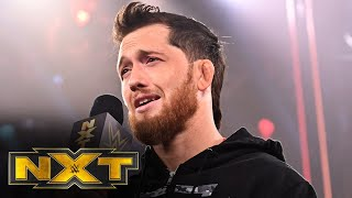 Kyle O'Reilly demands an explanation from Adam Cole: WWE NXT, Feb. 17, 2021