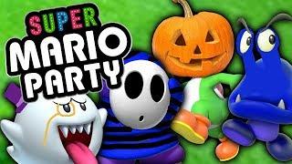 Wer ist König der Minispiele? | SUPER MARIO PARTY