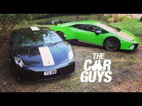 Lamborghini Performante Review Part 1 Inc Gallardo 550 2 Valentino