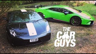 Lamborghini Gallardo Valentino Balboni review video Videos