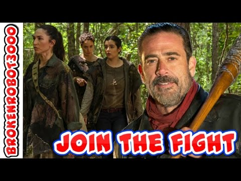 "Will Oceanside Fight With Rick Against Negan? - The Walking Dead S07E12 ""Say Yes"""