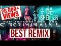 CRIMINAL | NATTI NATASHA X OZUNA |  OFFICAL VIDEO REMIX BY DJ SHEMIER