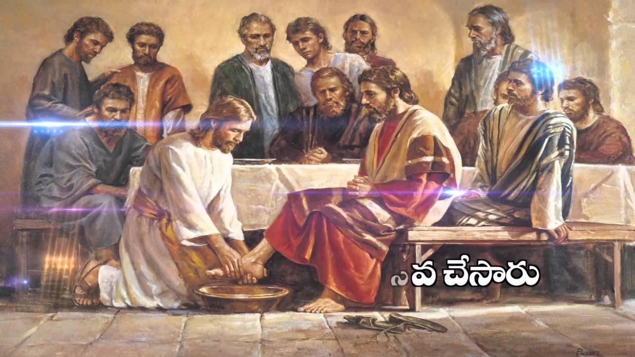 Different Characteristics of Jesus-Shine Paul
