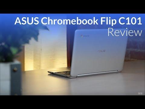 ASUS Chromebook Flip C101 Review