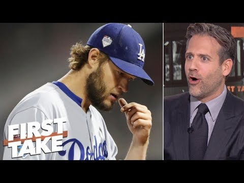 Clayton Kershaw's Game 1 start was 'yet another nail in the coffin' for his legacy   First Take
