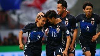 【キリンカップ】6/3 日本代表vsブルガリア代表ダイジェスト