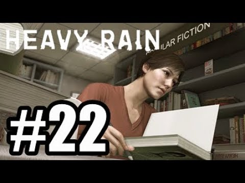 Heavy Rain Remastered PS4 #22 - FINAL - BS!!