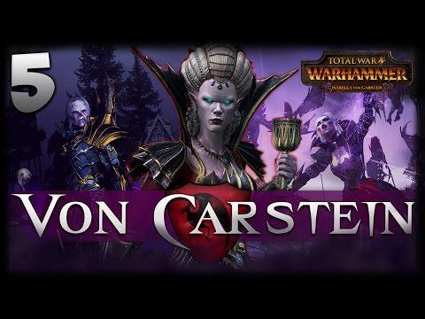 THE EMPIRE STRIKES! Total War: Warhammer - Von Carstein Campaign #5