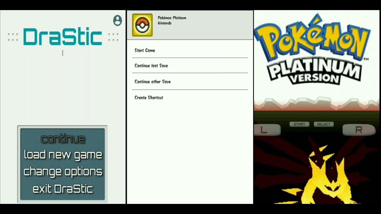 ds emulator games free download