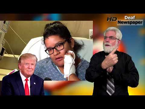 News in American Sign Language