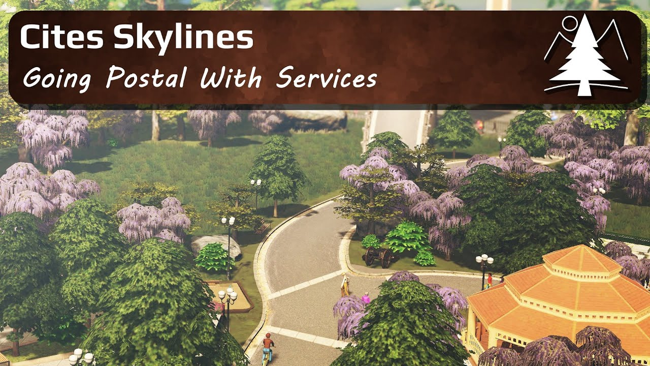 DOWNLOAD: Northwood Skyline: Going Postal With Services | Se1 Ep7 Mp4 song