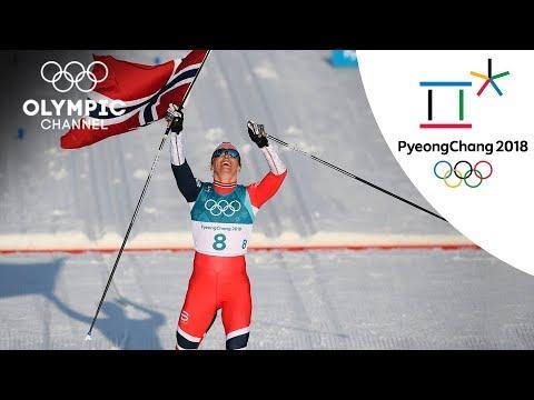 Snow queen Marit Bjoergen enters the record books | Winter Olympics 2018 | PyeongChang 2018