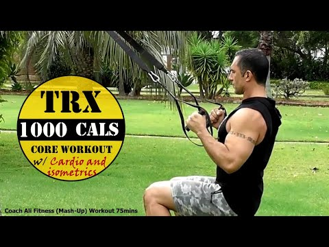 Suspend Your Present Method of Training And Gain Levels with TRX Suspension Training