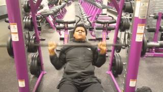 EFS Fitness: Planet Fitness Work Out
