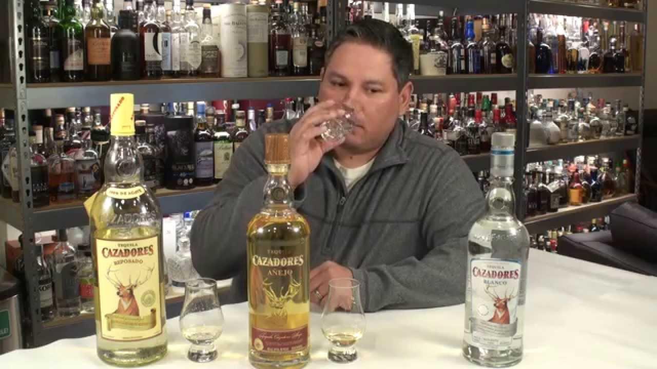 Cazadores Tequila Extra Anejo
