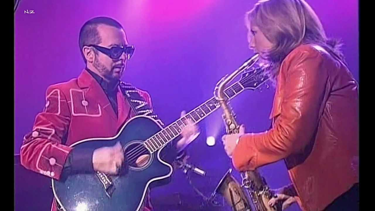 Candy Dulfer / Dave Stewart - Lily Was Here 1989 V