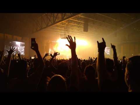 Rammstein - Du Hast (Live) Starplex Pavilion Dallas, TX June 29, 2017