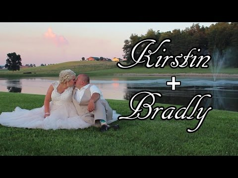 Gallipolis Ohio Wedding Videography - Green Valley Gathering Place - Kristin and Bradly