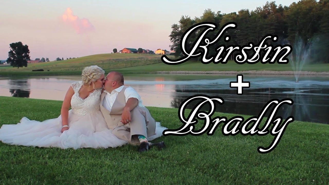 Gallipolis Ohio Wedding Videography Green Valley Gathering Place Kristin And Bradly Youtube
