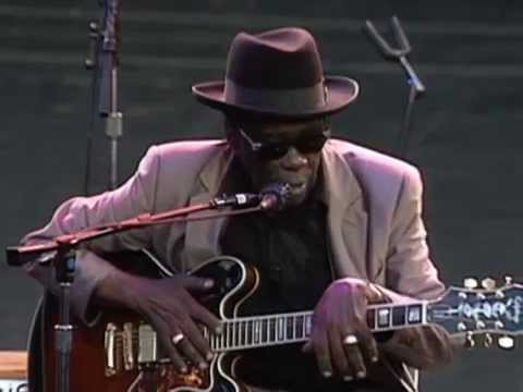 John Lee Hooker - Crawlin' King Snake - 10/10/1992 - Shoreline Amphitheatre (Official)