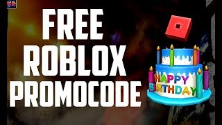FREE ROBLOX PROMOCODE 100% WORKING (2018) | FREE|NO SURVEY|NO HUMAN VERIFICATION|